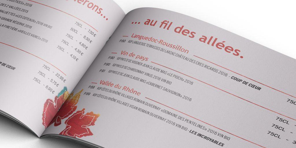 slide projet LECLERC Guérande – Foire aux vins