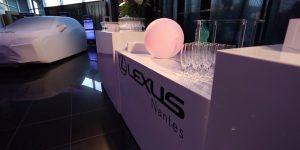 miniature LEXUS Animation, Lancement produit