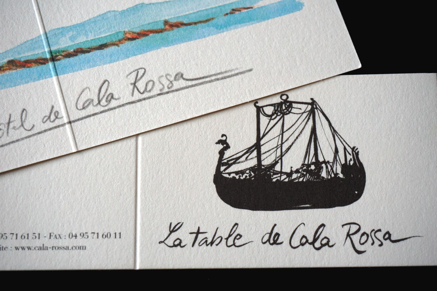 slide projet Grand Hôtel de Cala Rossa