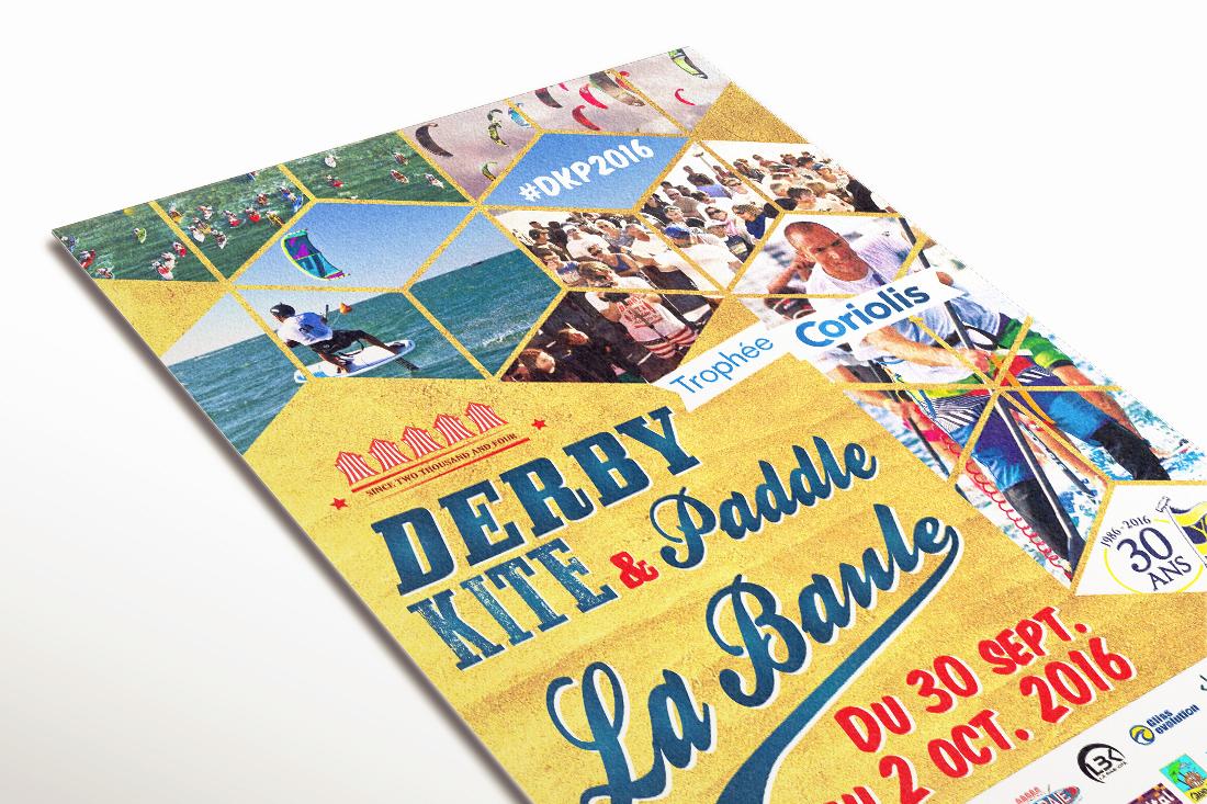 slide projet Derby Kite et Paddle