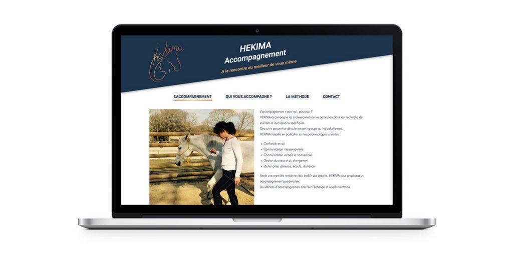 miniature Hekima Édition, Site web, Impression
