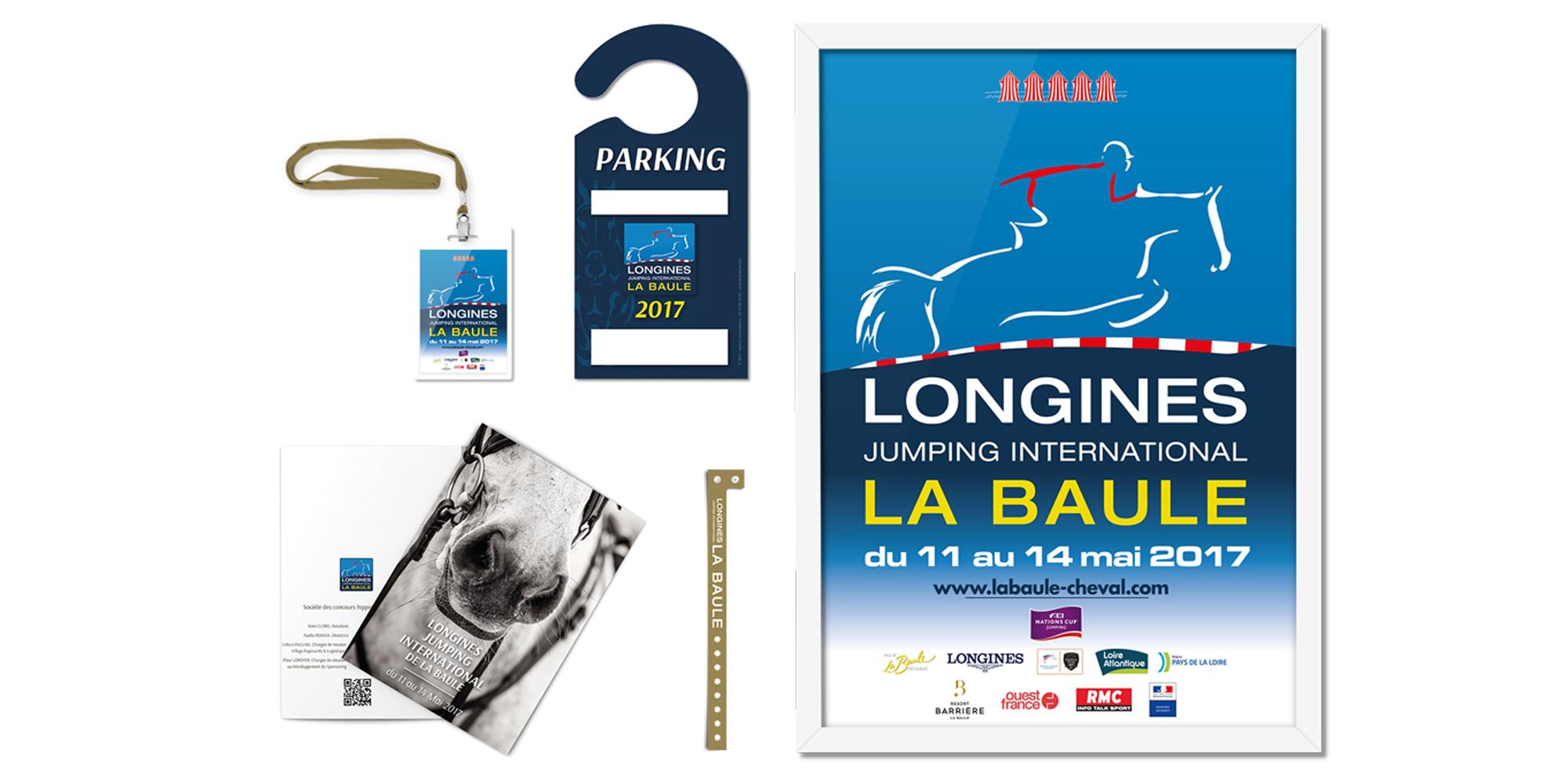 slide projet Jumping International de La Baule