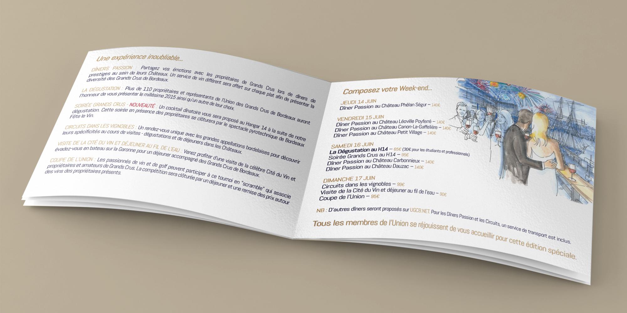 slide projet Union des Grands Crus de Bordeaux