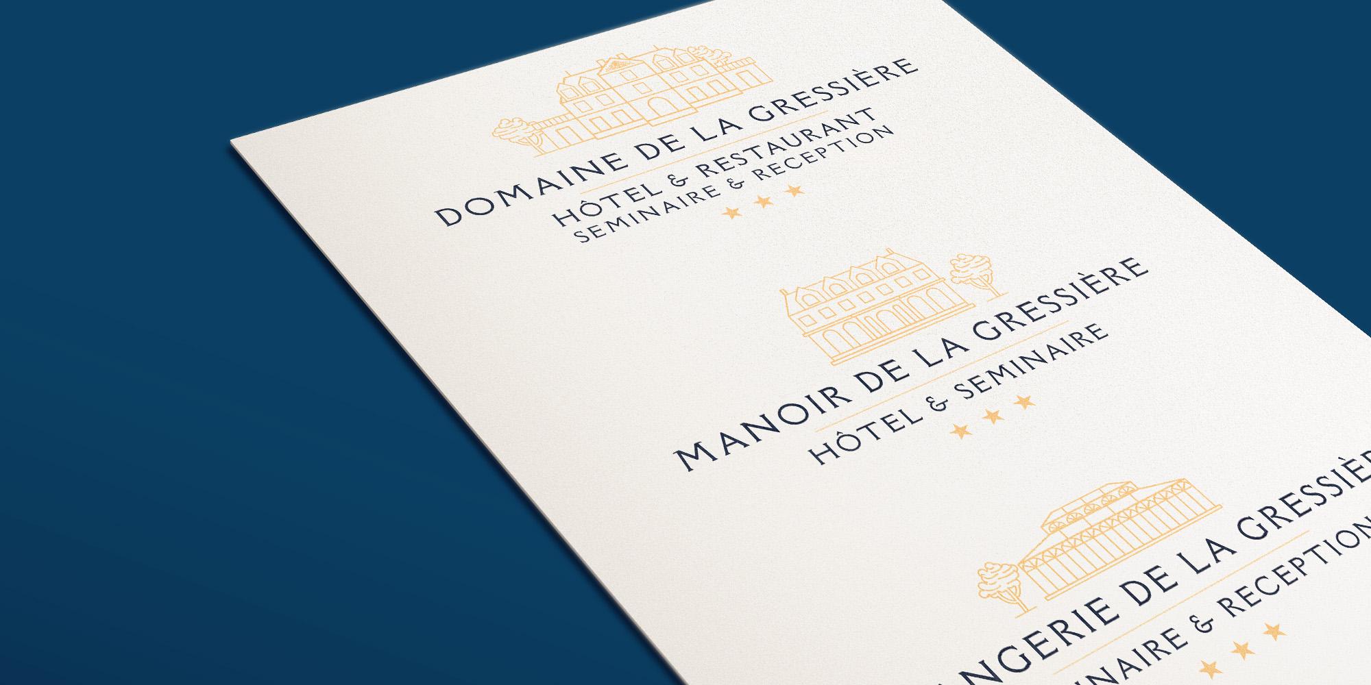 slide projet CHÂTEAU DE LA GRESSIÈRE