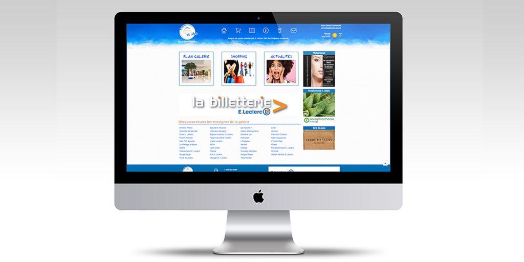 miniature LECLERC Guérande Site web
